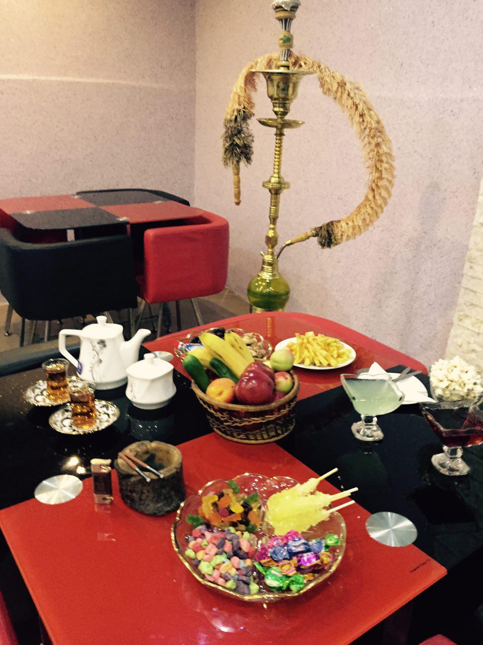 کافه رستوران سنتی کسری در رشت1