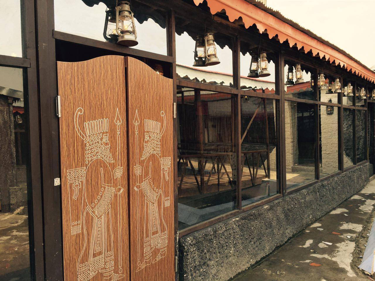 کافه رستوران سنتی کسری در رشت5