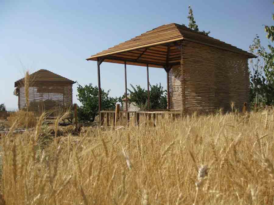باغ گردشگری اورس در شاهرود2